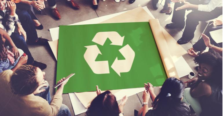 Motivos para investir em reciclagem