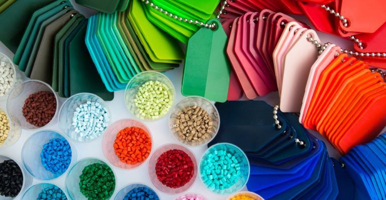 escala Pantone - indústria do plástico
