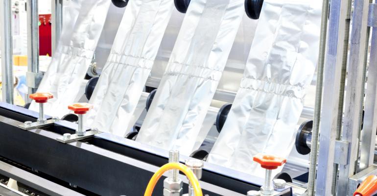 Produção de Plástico Flexível