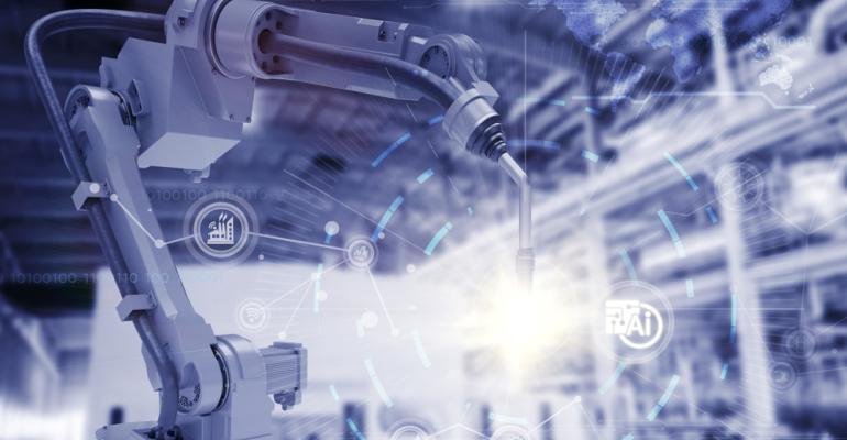 Sistemas robotizados na aplicação de rótulos no interior do molde: confira as vantagens