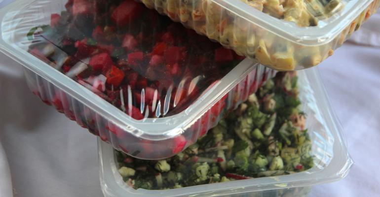 Principais resinas plásticas aplicadas em embalagens de alimentos; veja
