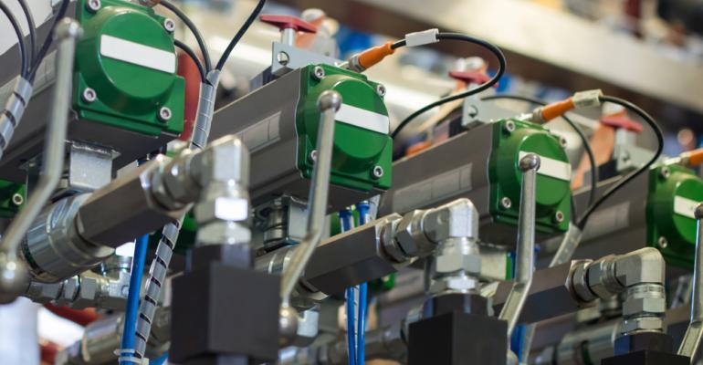 Sistemas de injeção valvulados