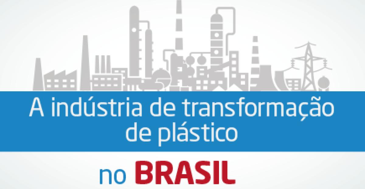 Perfil da indústria de transformação de plástico no Brasil