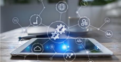 gestão digital na indústria do plástico