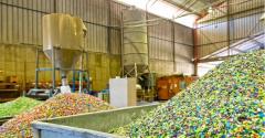 Triagem automatizada do plástico