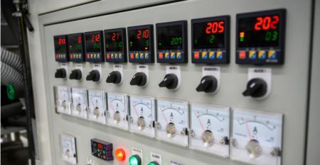 controle de temperatura na indústria do plástico