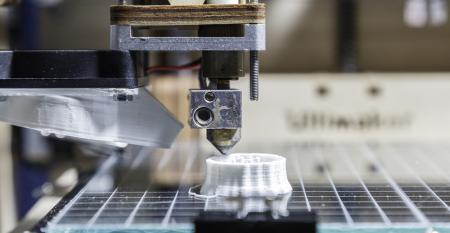 Moldes impressos em 3D