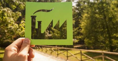 indústria mais sustentável